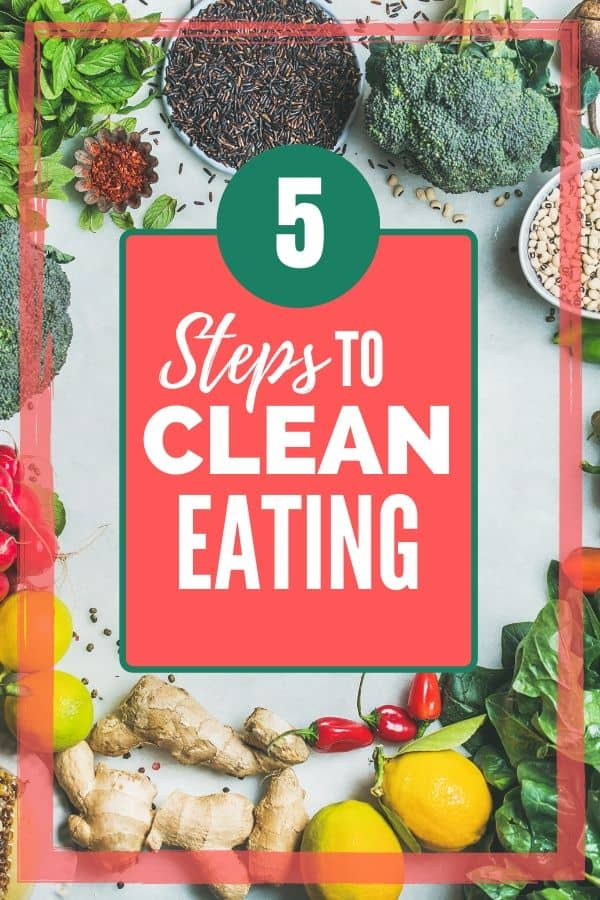Clean Eating_Pinterest image