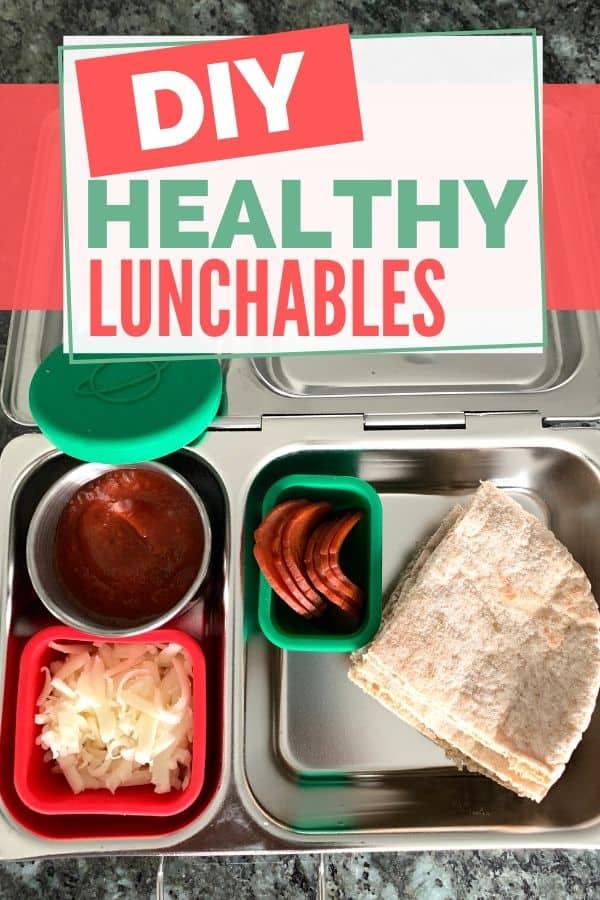 DIY Healthy Lunchables_Pinterest