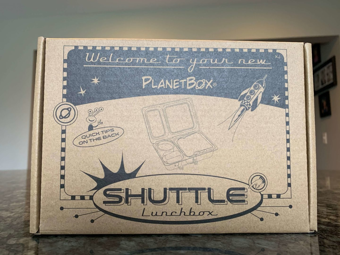 PlanetBox packaging