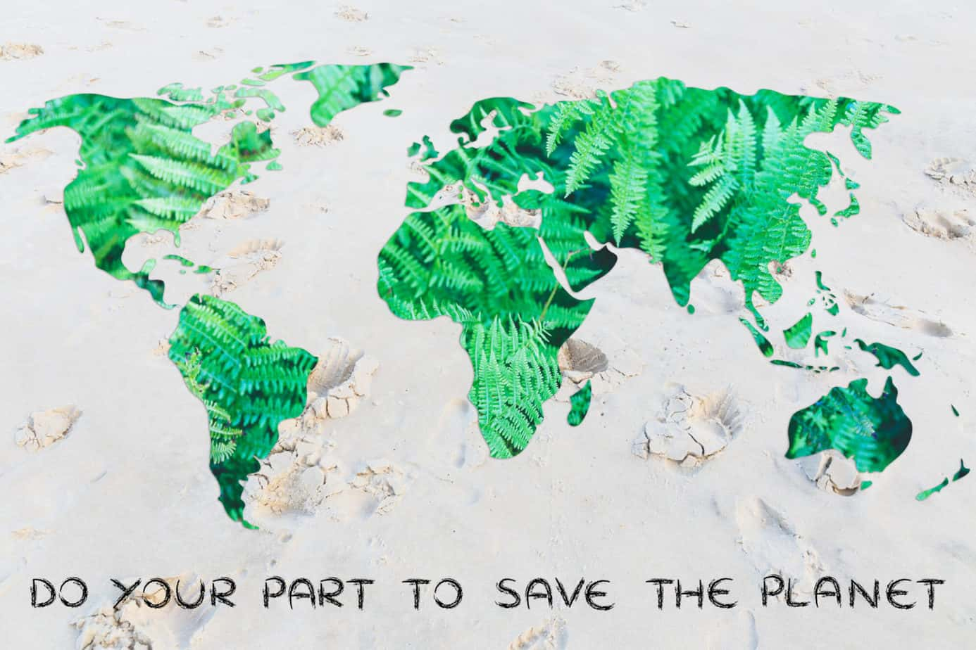 Do Your Part to Save the Planet