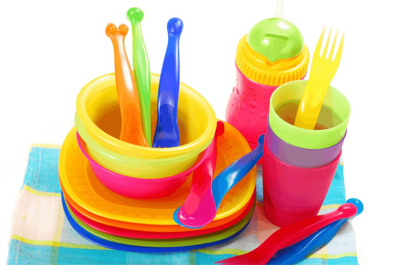 avoid plastic in your kitchen