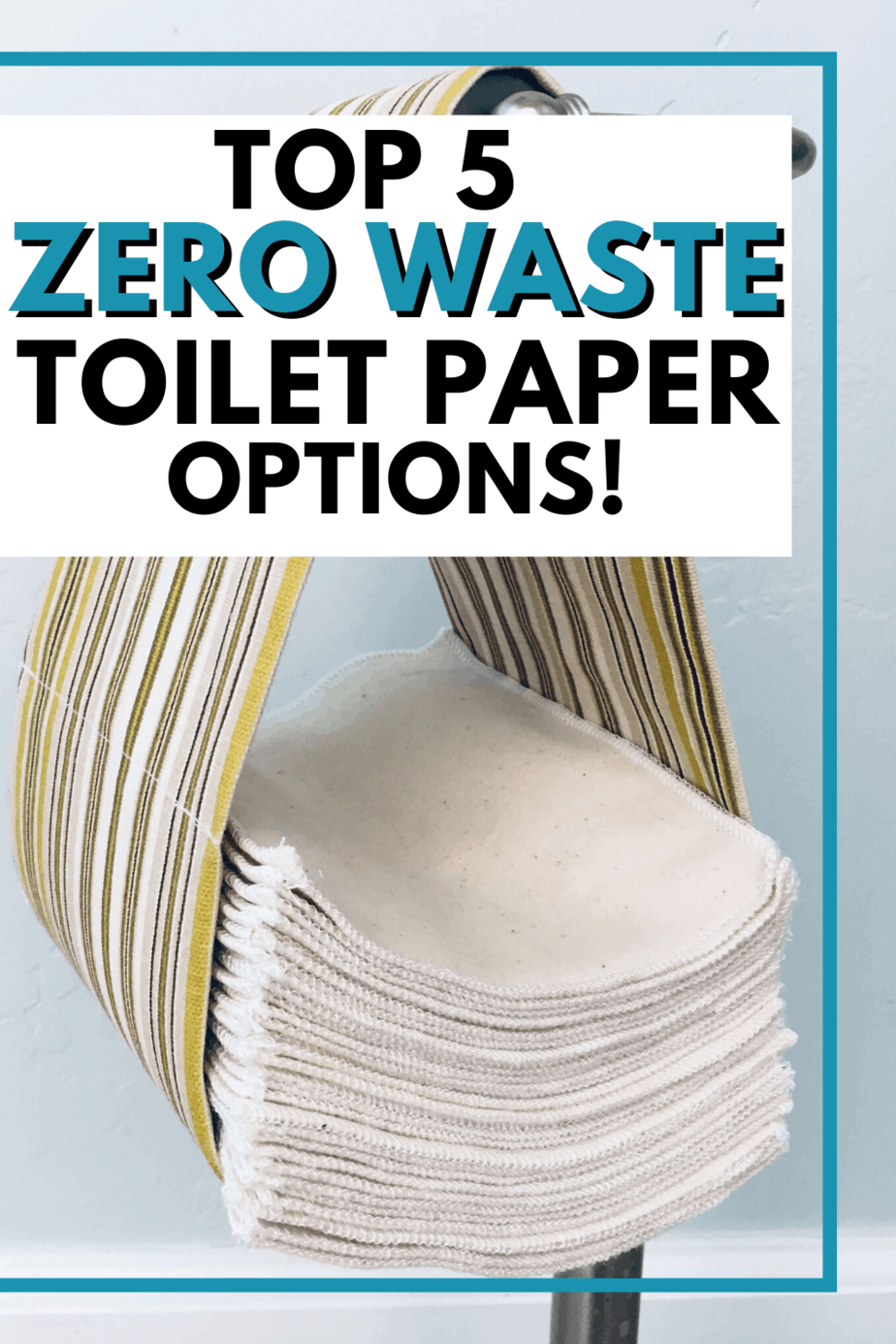 zero waste toilet paper options