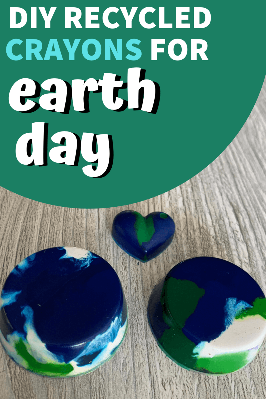 DIY Earth Day crayons_Pinterest Image