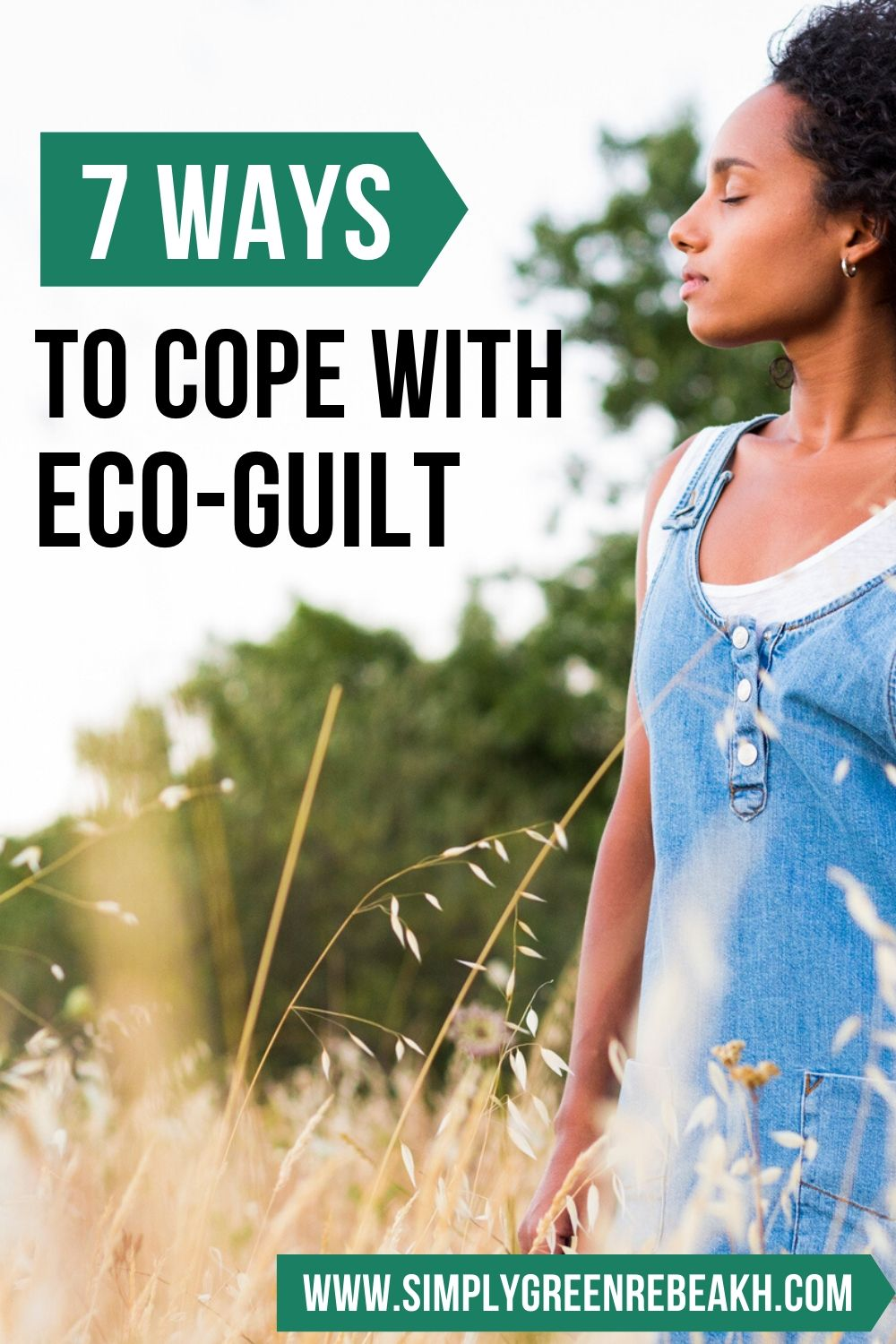 how to cope with eco-guilt