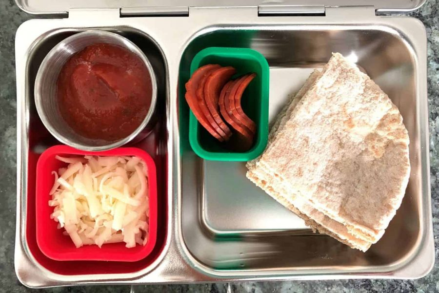 DIY Healthy Lunchables
