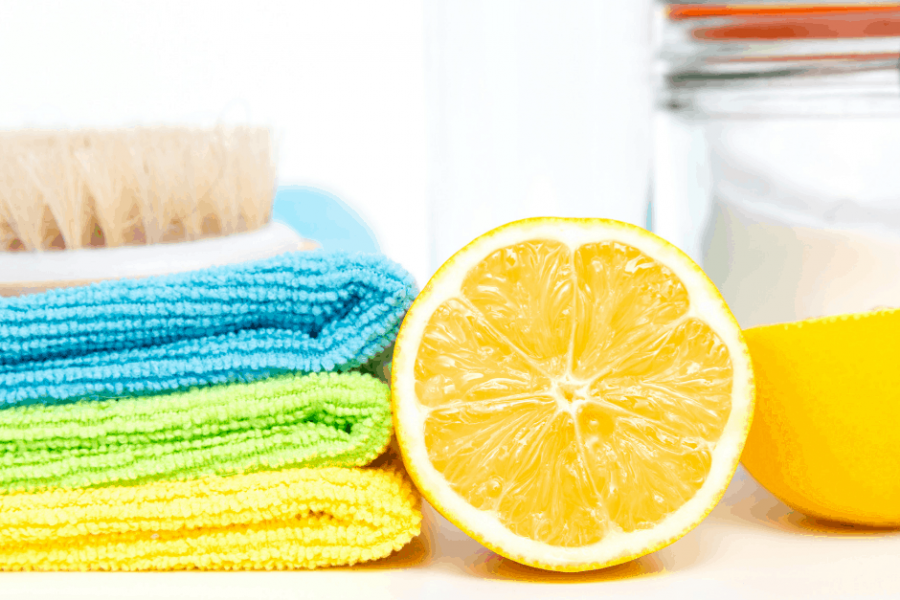 Natural cleaning tips